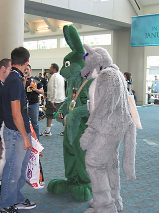 Furries. I'd been there about a day when my friend Jason texted me asking, ...